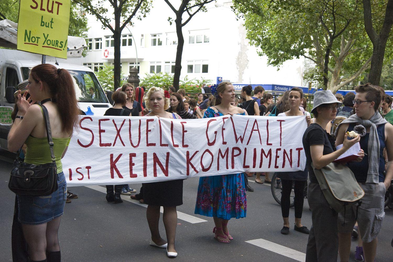 Slutwalk 08/2011